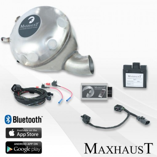 Set complet ActiveSound BMW 5 Series F07, F10, F11 incl. Soundbooster