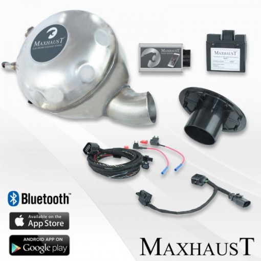 Set complet ActiveSound Nissan Qashkai  incl. Soundbooster