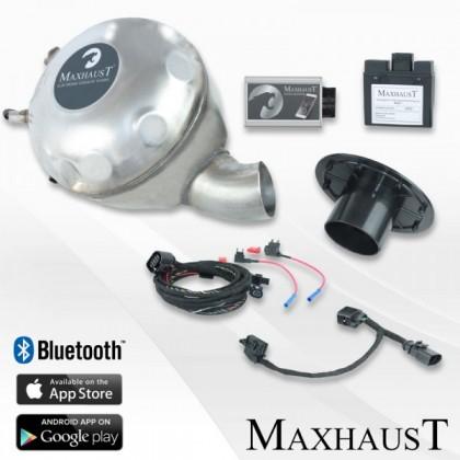 Set complet ActiveSound Porsche Boxter 718 incl. Soundbooster