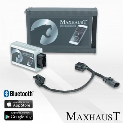 Maxhaust Soundbooster Audi A4 8E incl. App-Control